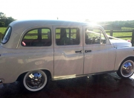 White London Taxi for wedding hire in Harrow